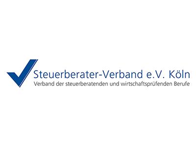 Logo Steuerberater-Verband e. V. Köln