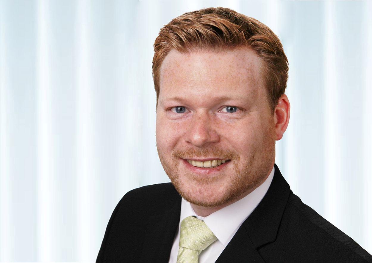 Christoff Jorde neuer Berufsträger bei Fuhs Hastrich Bartsch